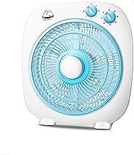 HUI JIN Ventilateur de bureau portable avec ventilateur de table silencieux parfait petit ventilateur personnel pour pouss...