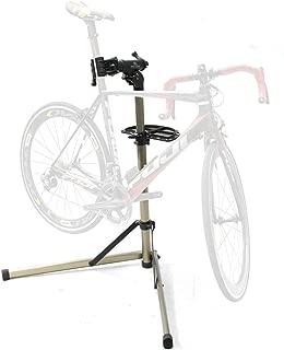Bikehand Bike Repair Stand - Home Portable Bicycle Mechanics Workstand - for Mountain Bikes and Road Bikes Maintenance (Renewed)