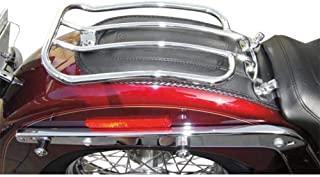 Motherwell 7in. Solo Luggage Rack - Chrome MWL-175-09