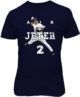 Derek New York Air Jeter Men's T-Shirt