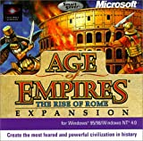 Age of Empires: Rise of Rome Expansion Pack (Jewel Case) - PC