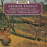 Enescu:String Qts. 1 & 2
