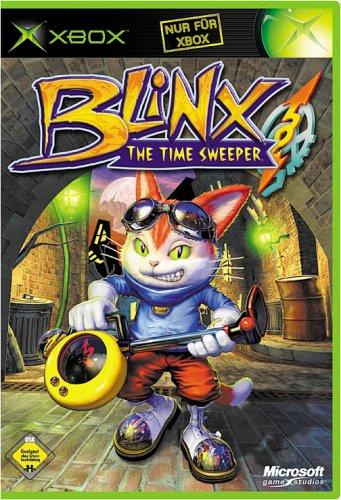 Blinx: The Time Sweeper [Importación alemana] [Xbox]