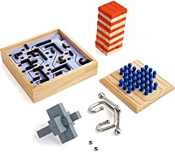 Marbles The Brain Store Classic Collection 5 Puzzles