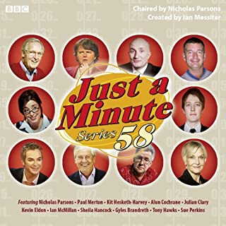 Just A Minute: Complete Series 58 cover art