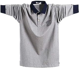 メンズ ポロシャツ poloシャツ 長袖 無地 ワンポイント スポーツ サッカー ゴルフ ゴルフウェア 春 秋 冬 ビジネス シンプル 通気性 吸汗速乾