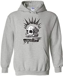Misfit Skull - Life is Strange Inspired Cosplay Shirt Chloe Price Unisex Pullover Hoodie Men/Women