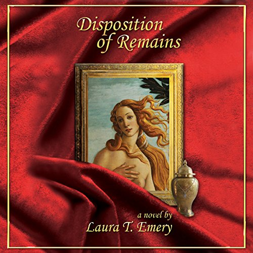 Disposition of Remains audiobook cover art