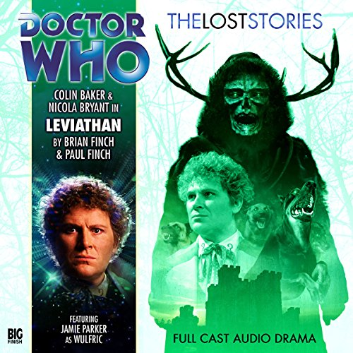 Doctor Who - The Lost Stories - Leviathan cover art