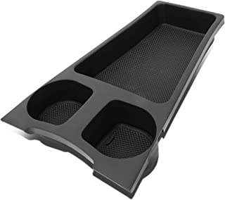 USNASLM Car Cup Holder Tray Center Console Organizer Console Container Center ,for Toyota Prius Zvw30/35 2009-2015