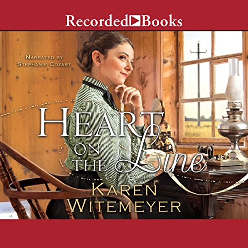 Heart on the Line audiobook cover art