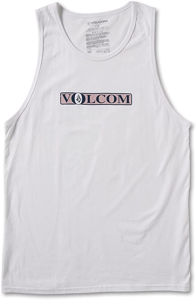 Volcom Men's Blatter Tank Top Shirt