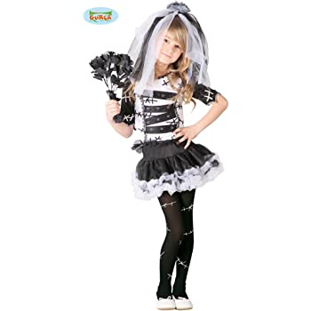 Guirca 82537 - Monster Bride Infantil Talla 7-9 Años: Amazon.es ...