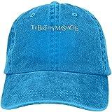 Photo de Ghghdfysdds Unisex Men's & Women Print with The Birthday Massacre Low Profile Baseball Cap Adjustable,Blue,One Size