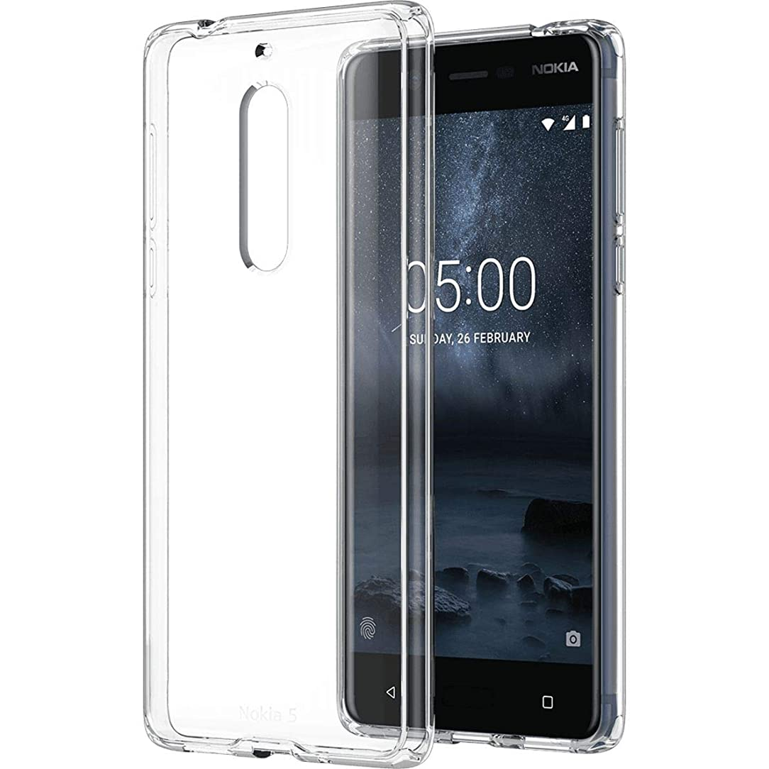 Nokia 5 Clear Case