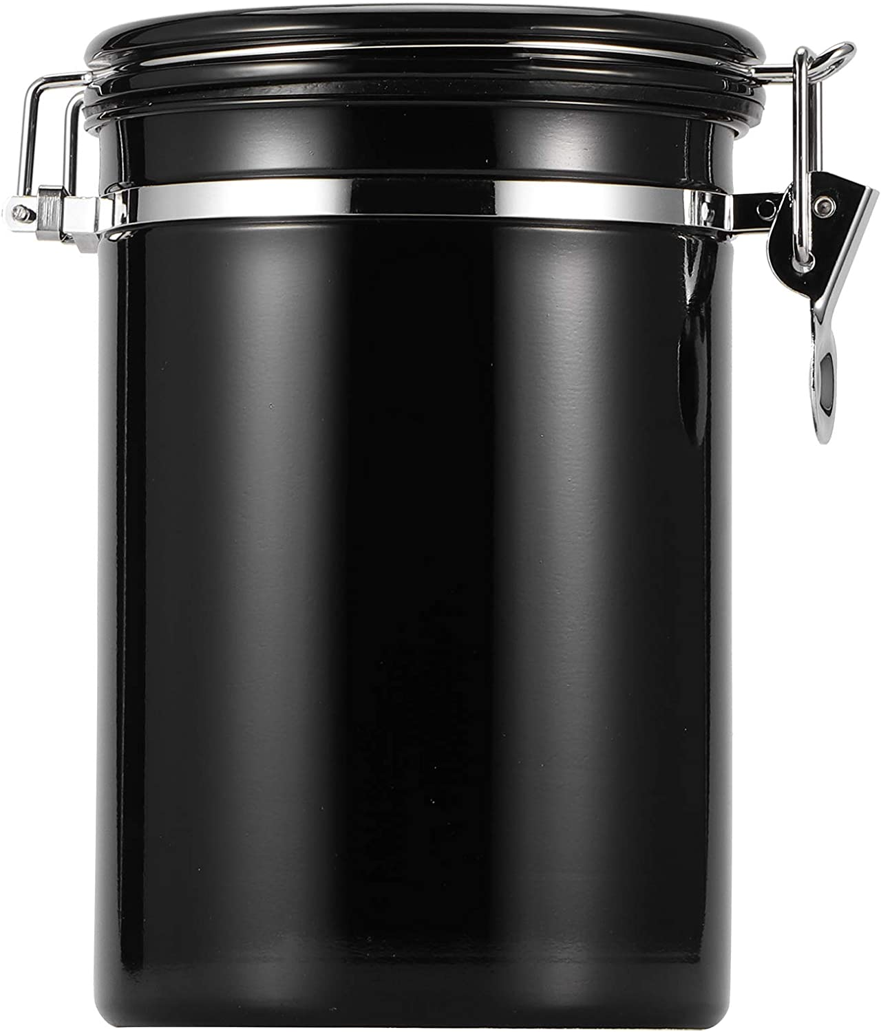 SanZHONGsd Coffee Pot Sealed Stainless Food Steel Kitchen Storag Large discharge Max 48% OFF sale