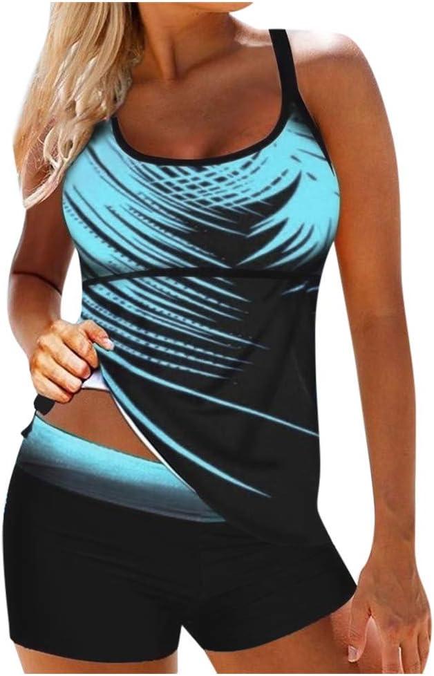 Super special price Gwewei4df Plus Size Women Bikini Sets Up Two Push Max 42% OFF Piece Tankini