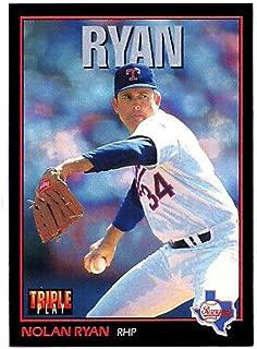 1993 Donruss Triple Play #96 Nolan Ryan