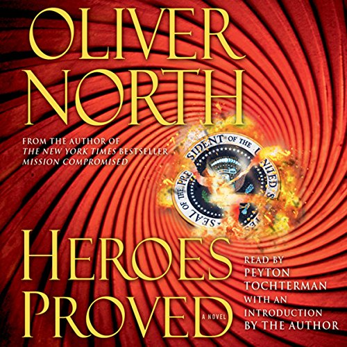 Heroes Proved audiobook cover art