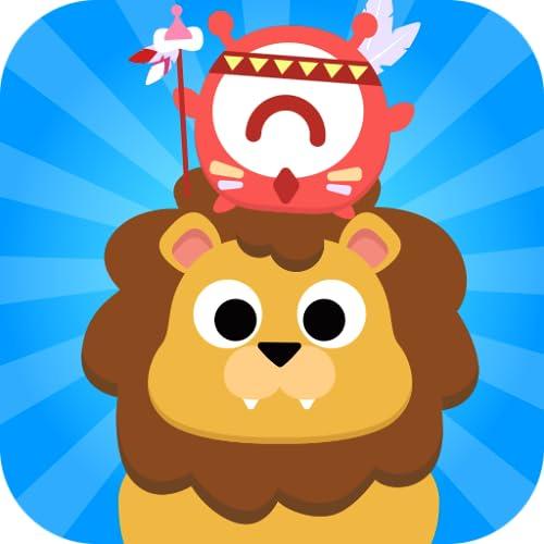 CandyBots Animais Amigos - Puzzles Jogos Crianças