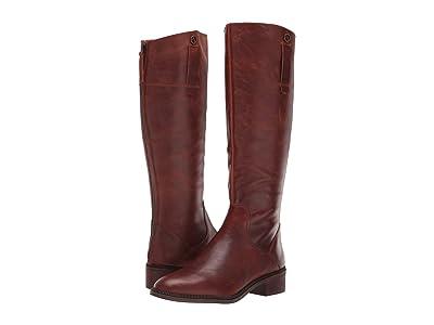 Franco Sarto Becky (Cognac Leather) Women