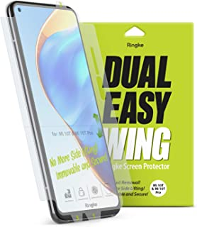 Ringke Dual Easy Wing Xiaomi Mi 10T / Mi 10T Pro Screen Protector Full Coverage (Pack of 2) Dual Easy Film Case Friendly P...