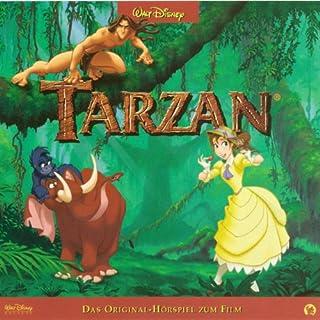 Tarzan Titelbild