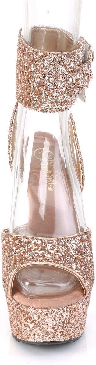 Aangenaam DELIGHT-691LG Rose Glitter Rose Goud Glitter