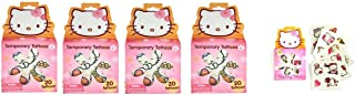 Hello Kitty Temporary Tattoos x 4 box (each box has 20 tattoos)