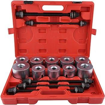 argento Blue spot Tools 07901/Bearing Race and Seal driver kit set di 17/pezzi