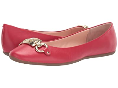 Kate Spade New York Phoebe (Red Leather) Women