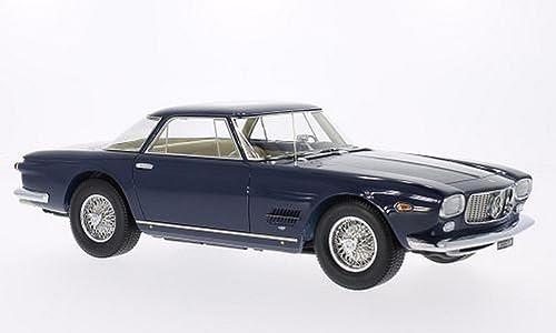 se descuenta NEO+ Scale Models NEO18240 Maserati 5000 GT ALLEMANO 1959 1959 1959 Dark azul 1 18 Die Cast  buena reputación