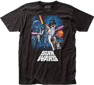 Camiseta ajustada con póster de Star Wars New Hope