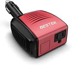 BESTEK 100W Power Inverter, DC 12V to 110V AC Car Inverter, ETL Listed