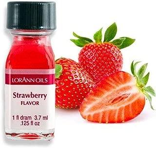 LorAnn Super Strength Strawberry Flavor, 16 ounce bottle