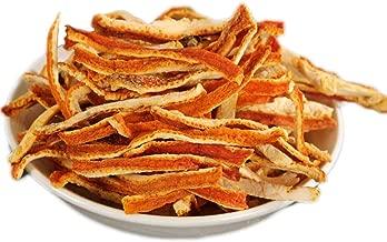OUZ123 Chinese Seasoning Dried Tangerine Peel Strip Chen Pi Si 陈皮丝 100g/3.5oz