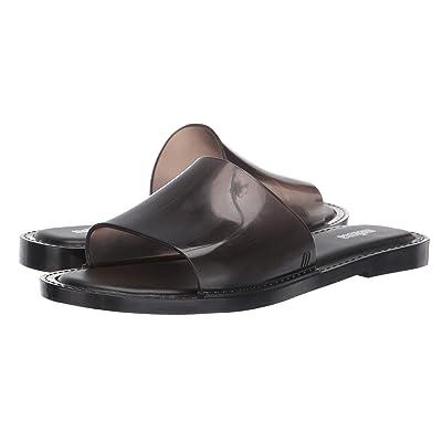 Melissa Shoes Soul (Clear Black) Women