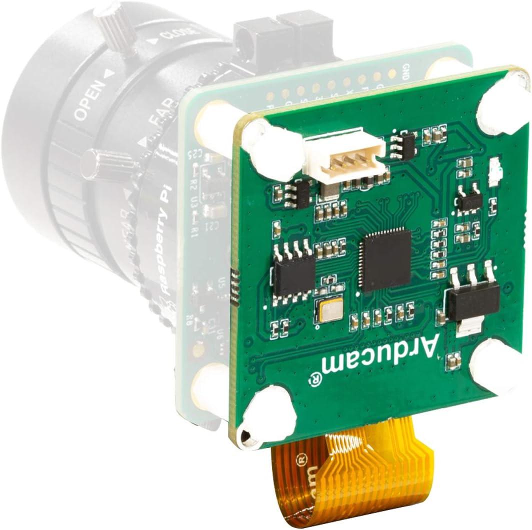 Arducam CSI-USB UVC Camera Adapter Board for 12.3MP IMX477 Raspberry Pi HQ Camera