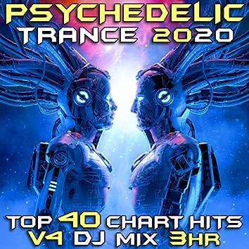 Psychedelic Trance 2020 Top 40 Chart Hits, Vol. 4 DJ Mix 3Hr