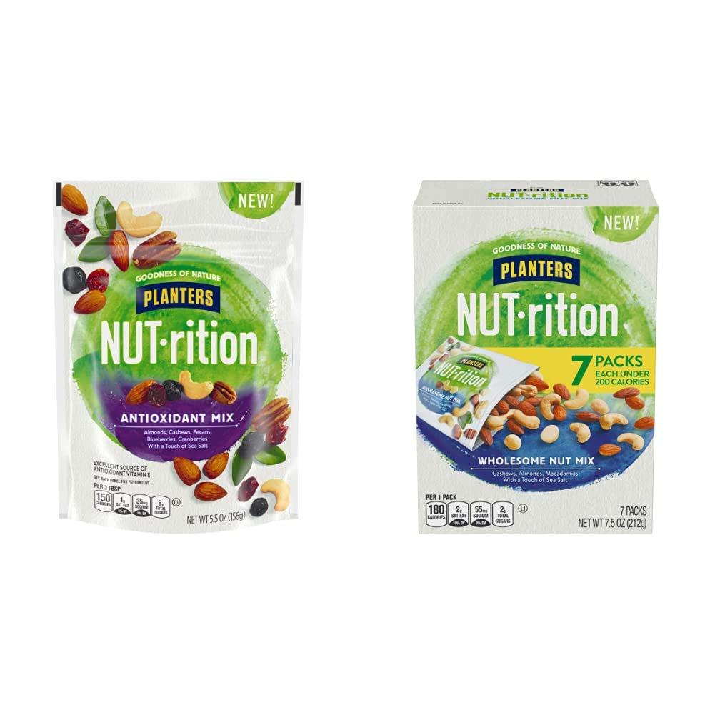 Planters Long Beach Mall NUT-rition Antioxidant Mix 5.5 Bag Ounce Boston Mall