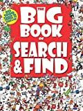 The Big Book of Search & Find-Over 1000 Fun Things to Search & Find (Search & Find-Big Books)