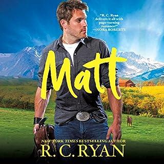 Matt audiobook cover art