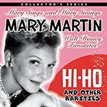 Mary Martin Sings Walt Disney & Other Rarities