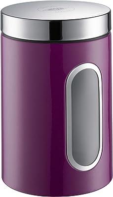 WESCO (ウェスコ) 容器 パープル 2L ブレッド/アクセサリーボックス ペーパーナプキン付 321204-36