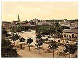 Photo The promenade Flensburg Schleswig Holstein A4 10x8