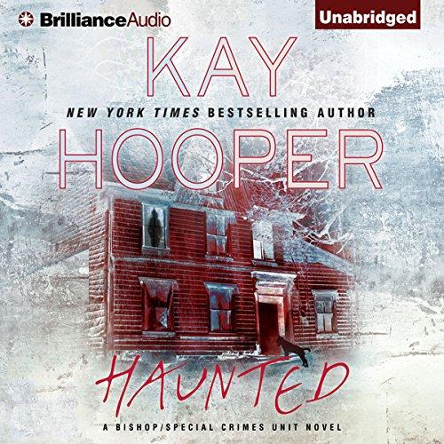 Haunted audiobook cover art