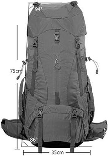 JIE KE Sac à Dos pour Alpinisme en Plein air Ultra Light Travel Travel Large Capacity Water Repellent