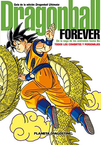 Dragon Ball Forever (Manga Shonen)