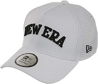 (ニューエラ) NEW ERA ゴルフ キャップ スナップバック 9FORTY A-FRAME LASER PERFORATED GOLF FREE (サイズ調整可能)