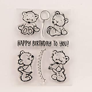 Best clear stamps birthday Reviews